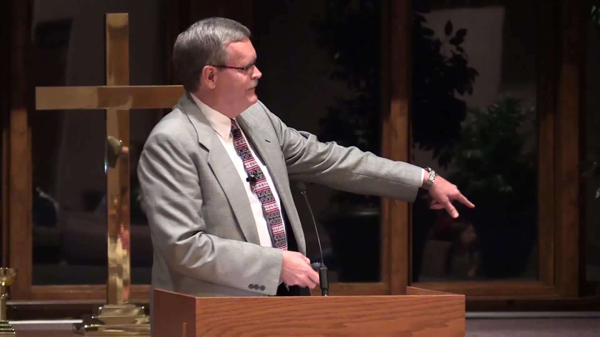 Dr. David Church