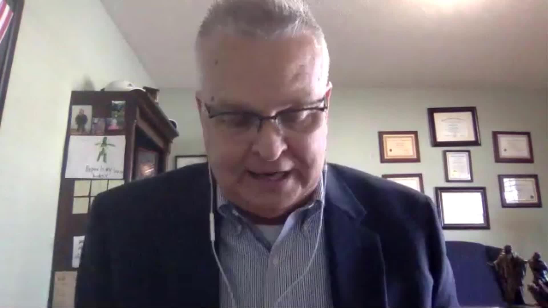 Rev. Dan Cole