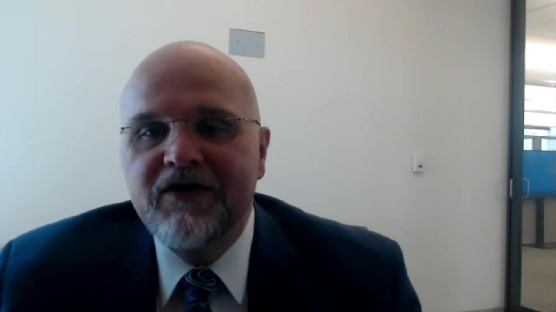 Dr. Scott J. Sherwood
