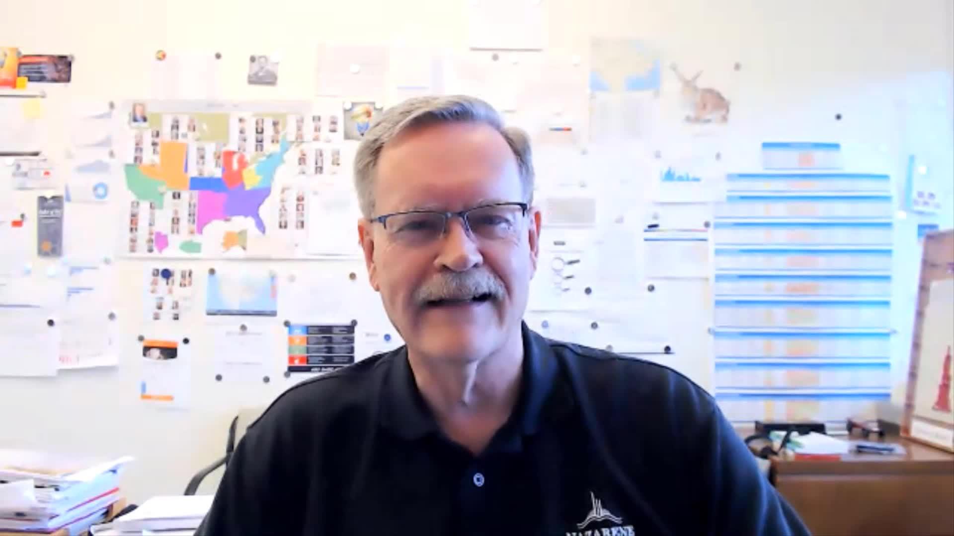 Dr. David M. Church